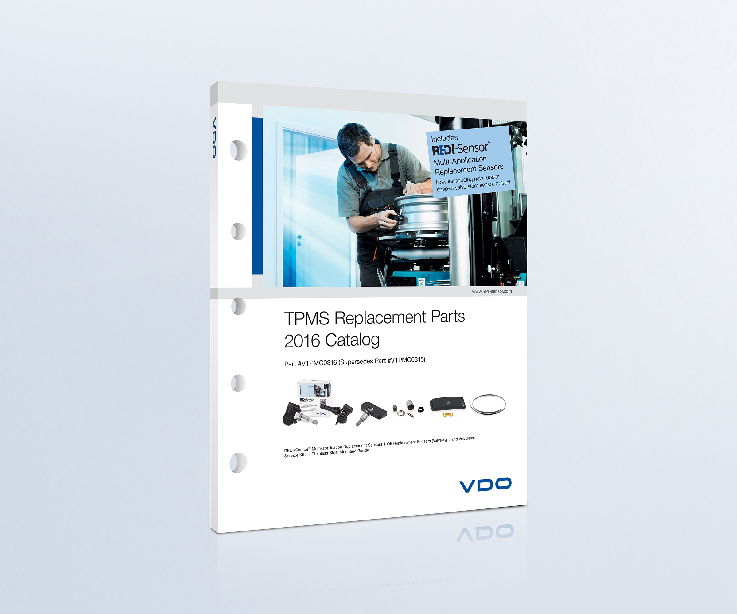 Continental Launches New 2016 Vdo Tpms Replacement Parts