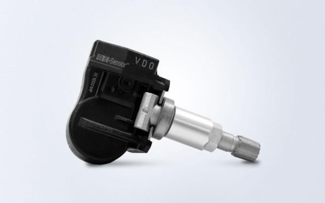 PACK OF 4 315 MHz VDO SE10001HPR TG1D TPMS Redi-Sensor Rubber Stem