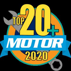 Motor Top 20 Award 2020